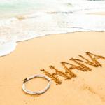 Ohana means family in Hawaiian