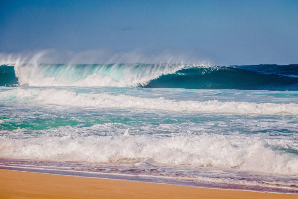 Weather in Hawaii changes the surf on every island.