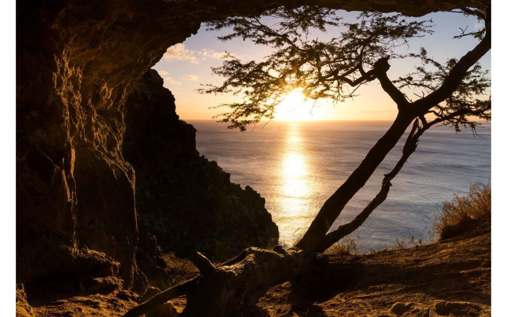 Kaneana cave on Oahu offers a sacred experience