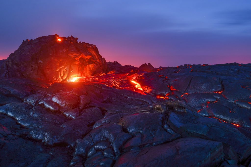 Hawai'i Volcanoes National Park offers amazing views and socially distant hiking for COVID-19 in Hawaii September 2021
