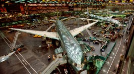 Boeing Commercial Airplane Assembly - The Boeing 777