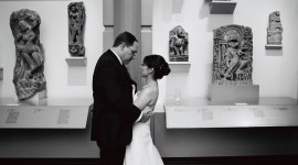 Seattle Asian Art Museum Wedding