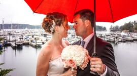 Abby and Ryan's Wedding at Roche Harbor Resort, San Juan Island, WA
