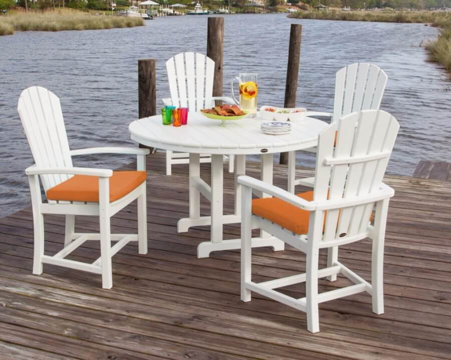 can you paint polywood outdoor furniture
