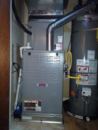 New Furnace and AC Split System Install - Daniel's Heating ...