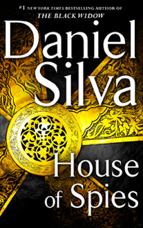 Image result for house of spies daniel silva