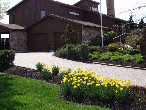 driveways landscaper landscaping