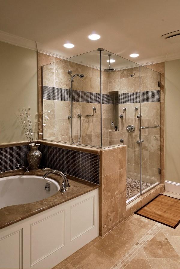 Master Bathroom Shower Remodeling Ideas
