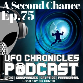 Interview: UFO Chronicles Podcast