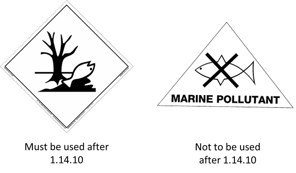 What is a Marine Pollutant per PHMSA/USDOT Hazardous