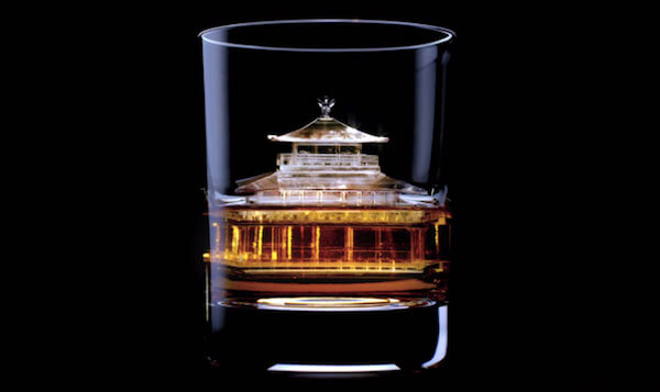 Cool 3D-milled ice cubes that are a work of art: Palace