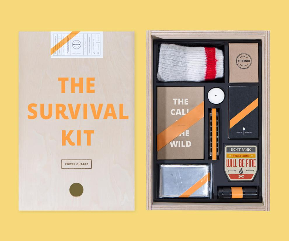Office Survival Kit: The Power Outage