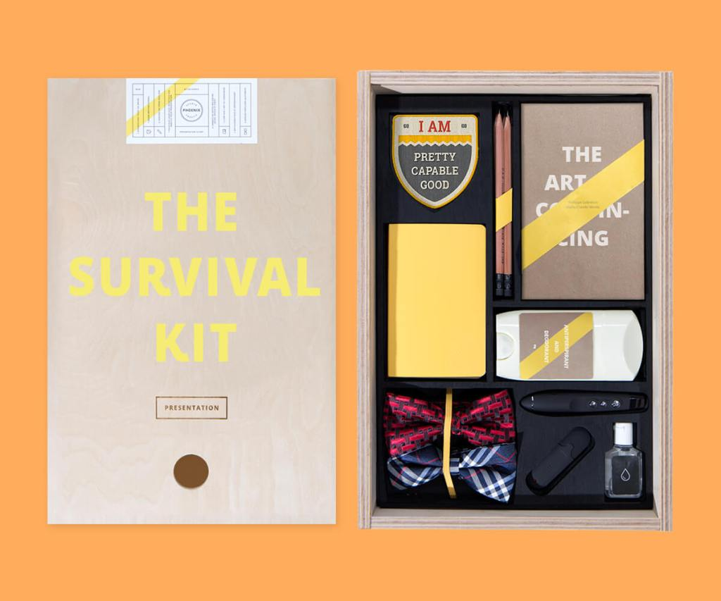 Office Survival Kit: The Presentation