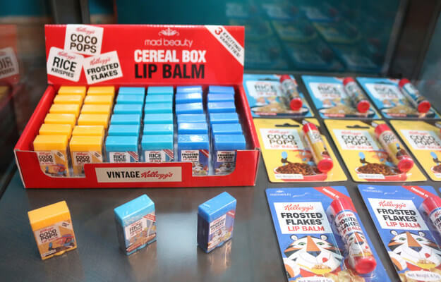 Get breakfast all day at the Cereal Killer Café
