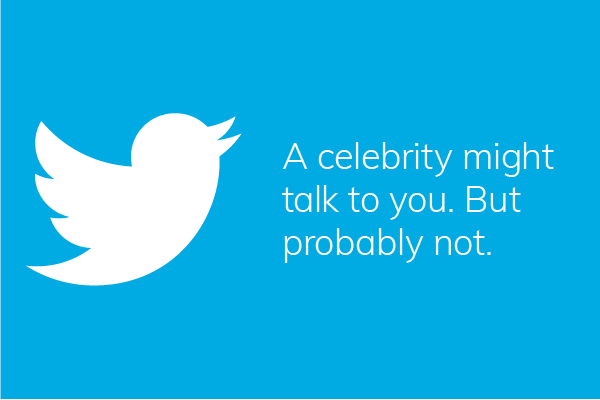 Honest, humorous descriptions of popular apps: Twitter