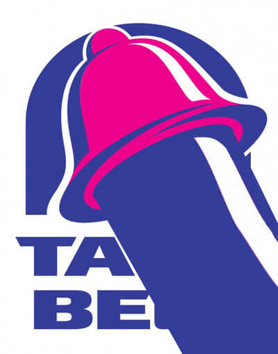 Taco Bell Penis Logo