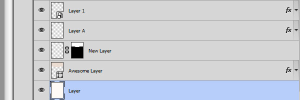 Be a design team jerk by adding confusing layers