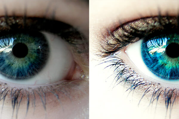Free Photoshop Actions: Bright Eyes