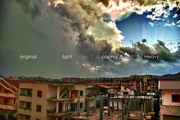Free Photoshop Actions: HDR Action