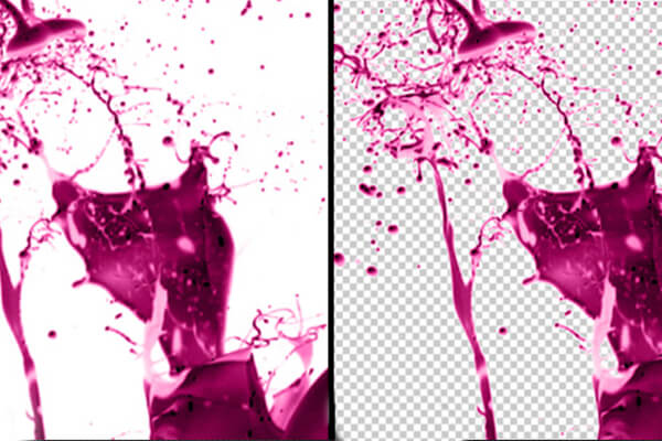 Free Photoshop Actions: Remove White Background
