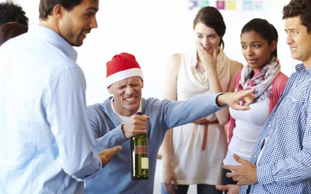 How to survive the office holiday party: Know your limit
