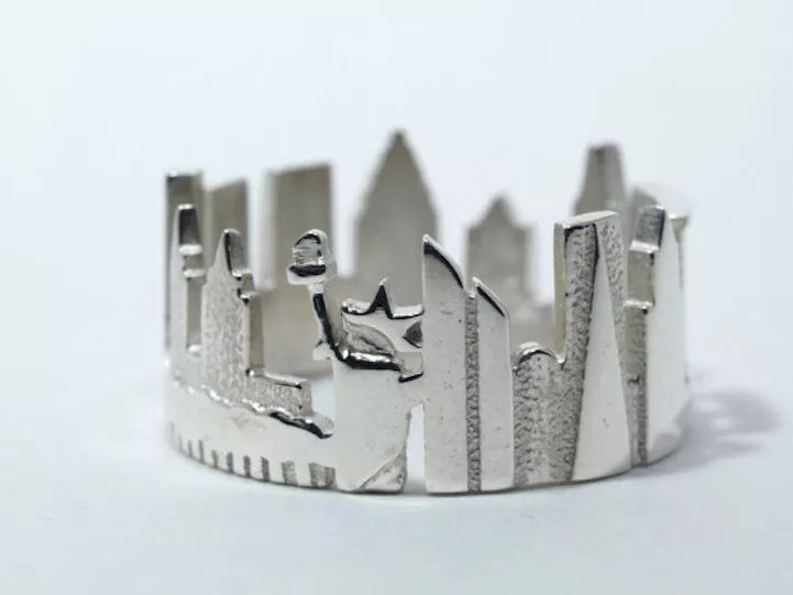 architecture-landmark-rings-new-york