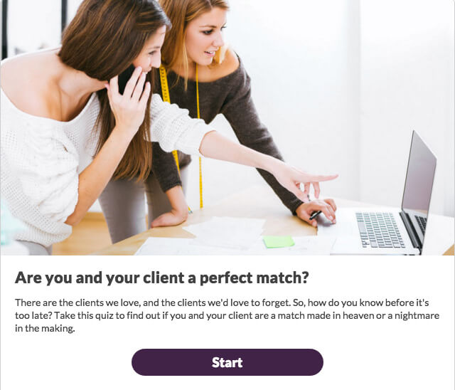 The Agency/Client Quiz: Are you a perfect match?