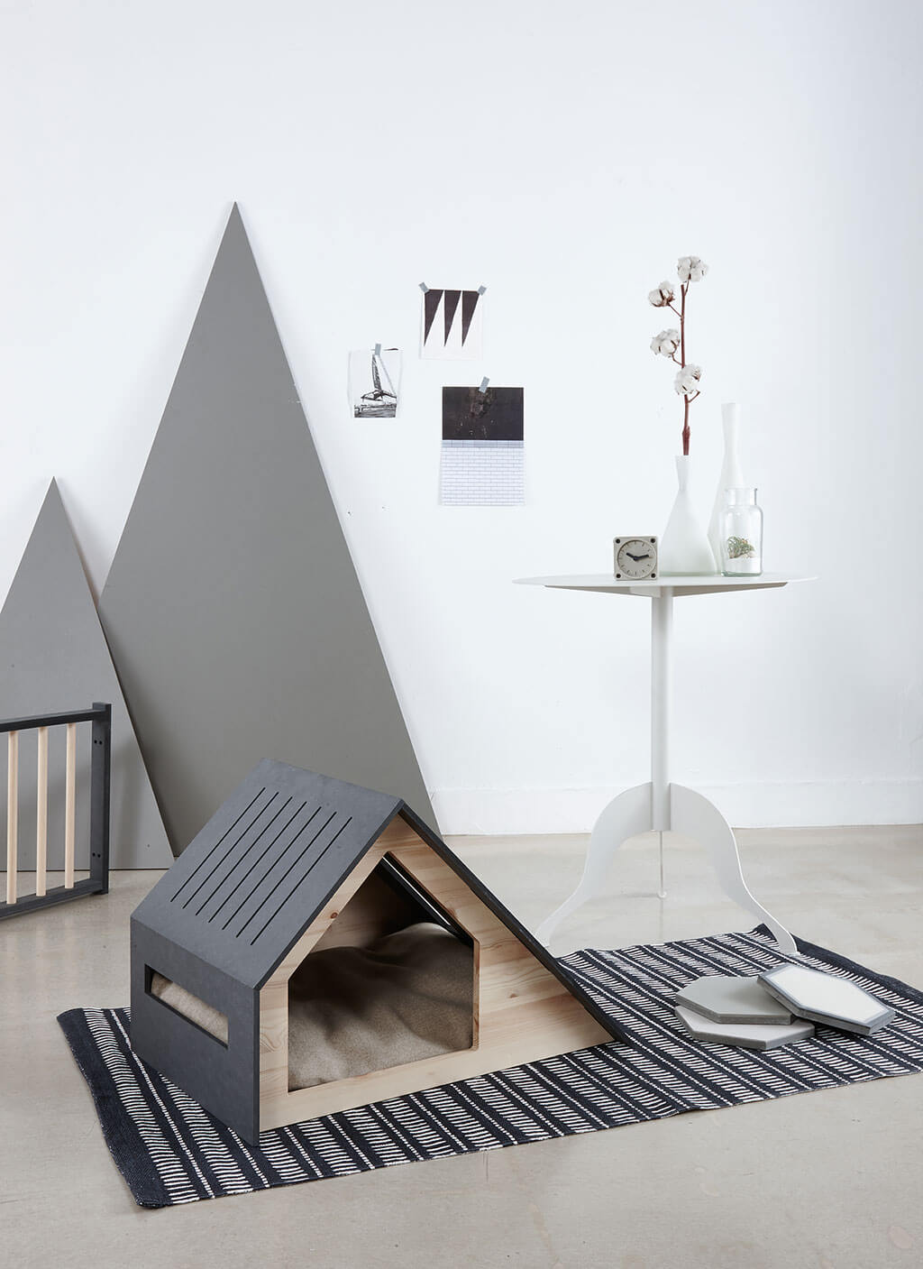 Larvik architectural design by Bad Marlon for dogs