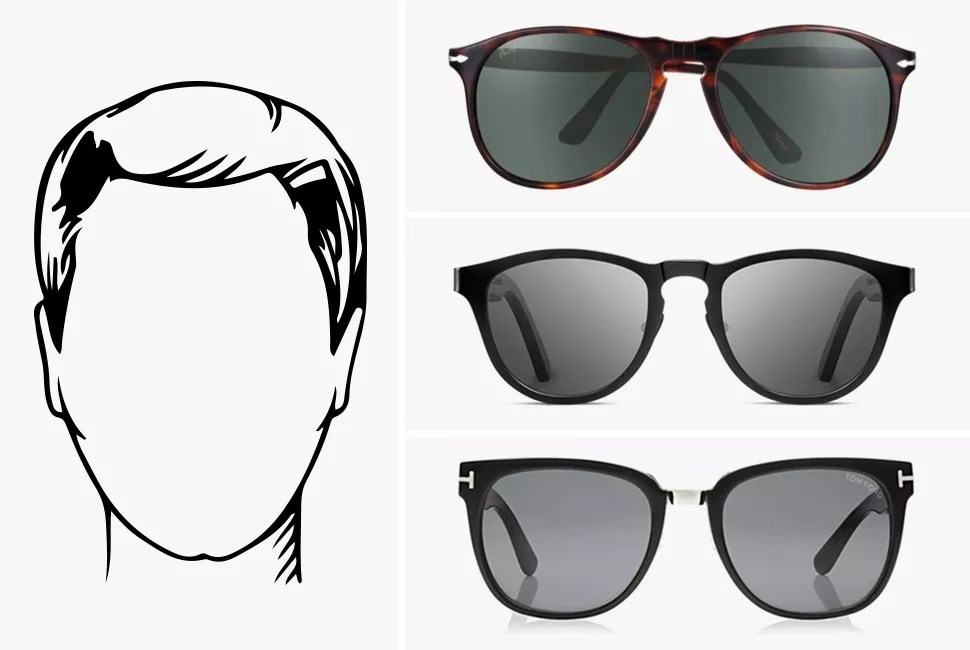 How To Pick The Right Sunglasses For Your Face Daniel Swanickdaniel Swanick