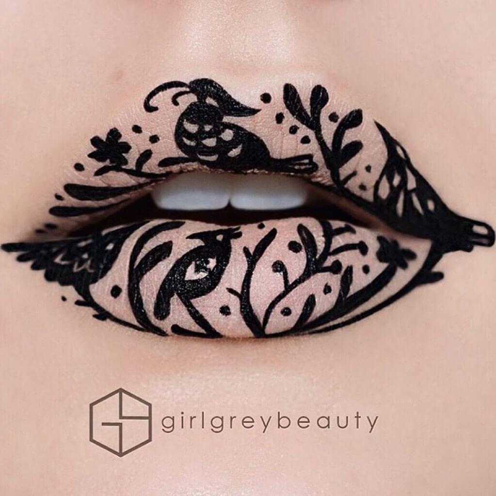 Andrea Reed lip art