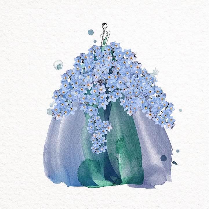 jaesuk-kim-water-drops-watercolour-dress-design-2