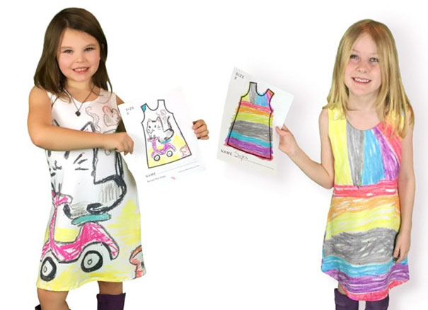 Company Lets Kids Design Their Own Clothes Daniel Swanick