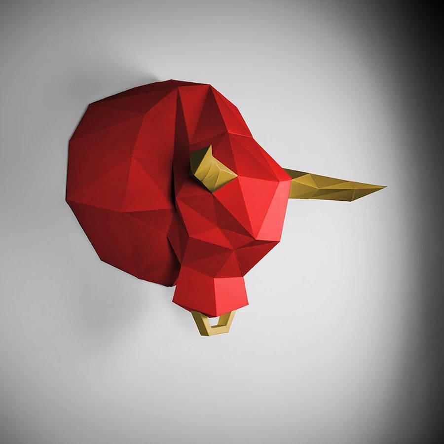 low-polygon-geometric-animal-head-trophies-bull