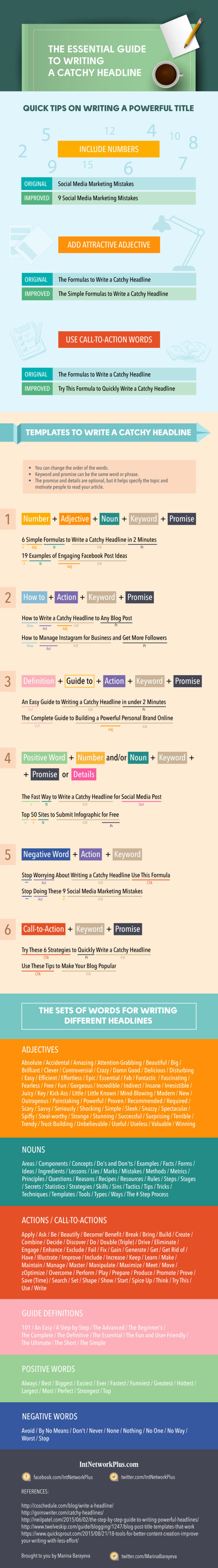 infographic-essential-guide-writing-catchy-headline