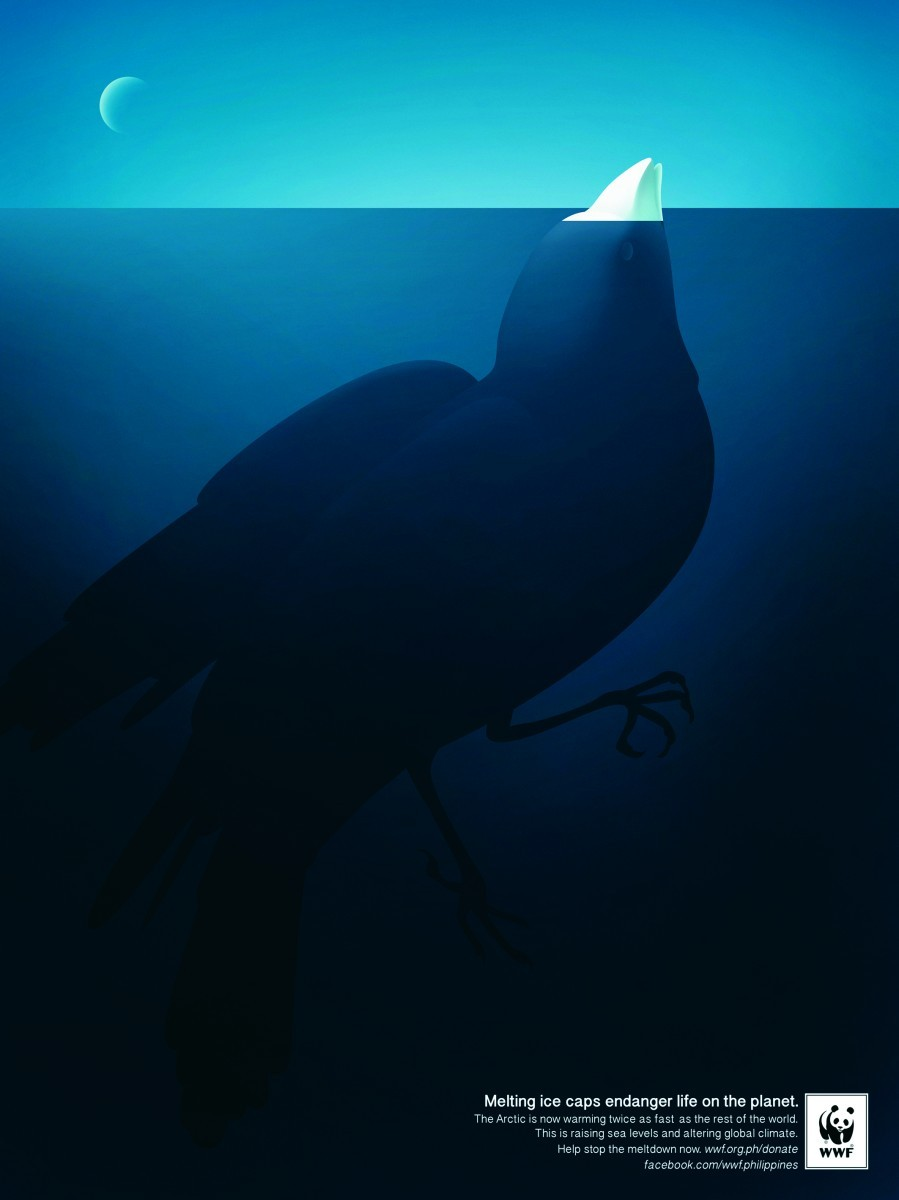 wwf-iceberg-bird-iceberg-deer-iceberg-lizard-print-ad-1