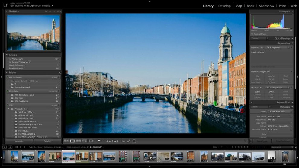 When to use Adobe Lightroom