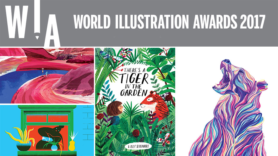 Winners of the World Illustration Awards 2017
