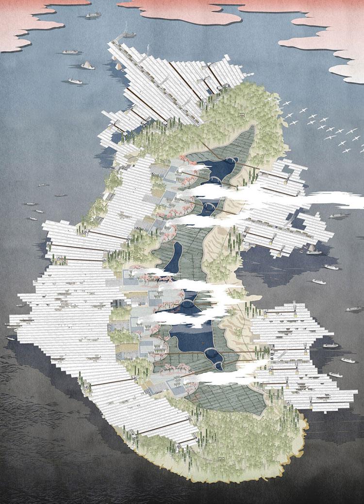 Winners of the World Illustration Awards 2017: Sam Ki