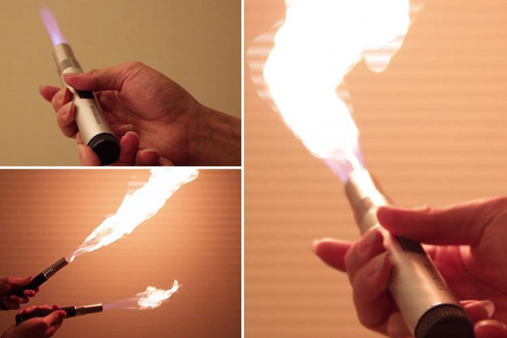 To combat harassment, women are buying anti-pervert flamethrowers