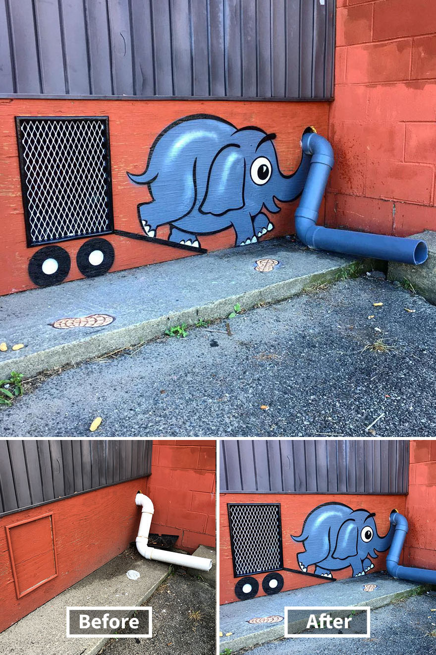 Tom Bob street art creations are taking over New York