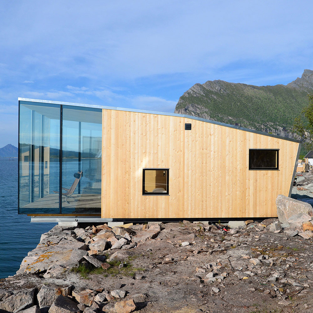 A' Design Award winner: Manshausen Hospitality, Sport, Hotel, Wellness/Spa by Snorre Stinessen