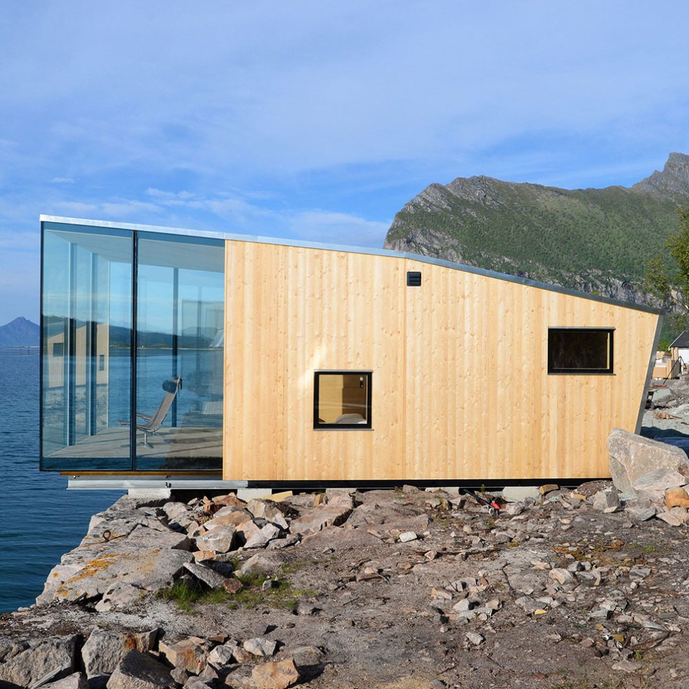 A' Design Award winner: Manshausen Hospitality, Sport, Hotel, Wellness/Spa by Snorre Stinessen