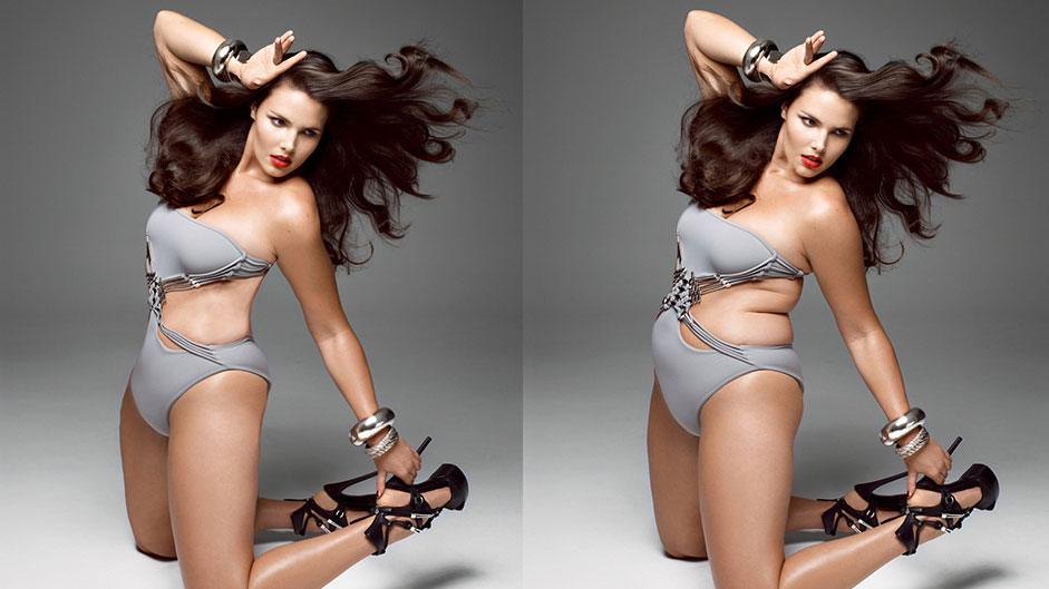 Getty bans Photoshopped images that alter models' body shapes