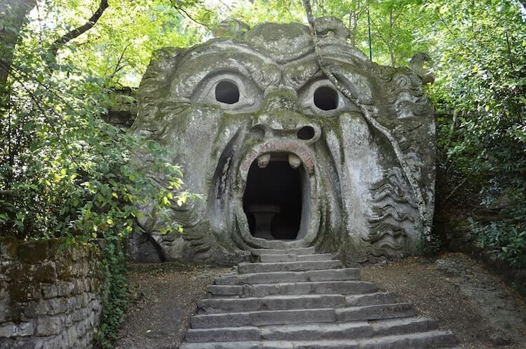 Top 5 sculpture parks: The Gardens of Bomarzo
