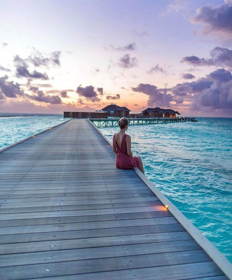 Maldives hotel offers an Instagram Butler to help guests take perfect photos