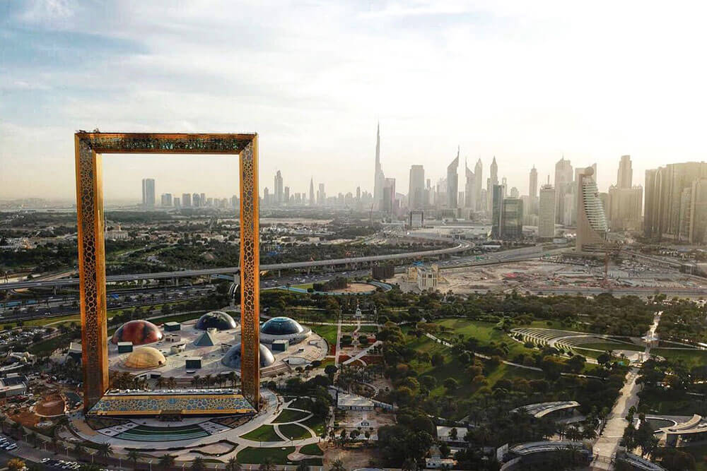 Dubai Frame: The world\'s largest picture frame | Daniel Swanick