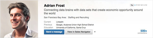 5 tips to attract clients with your LinkedIn profile: Headline