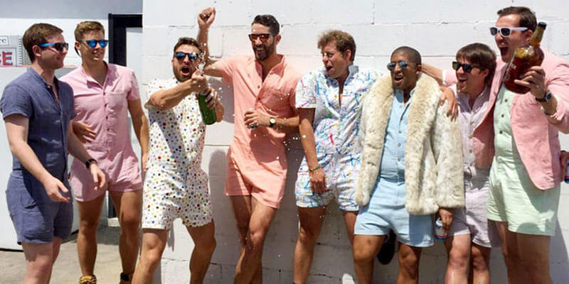 Odd fashion trends for 2017: RompHim Rompers