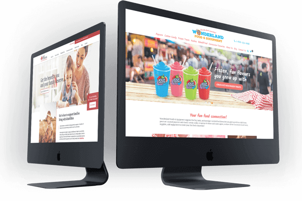 Daniel Swanick Website Design Services