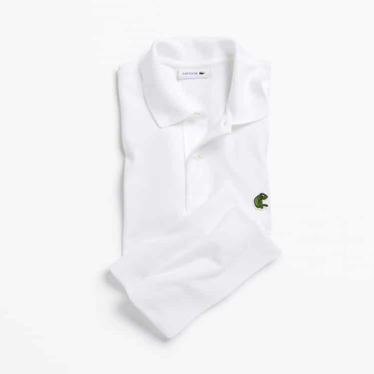 Limited Edition Lacoste Endangered Species Polos: Northern Sportive Lemur